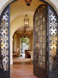 Spanish-style hacienda in Carmel Valley showcases inviting ...