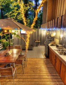 Check out wooden deck ideas with this huge series of photographs decks also design photos designs shapes  sizes rh pinterest