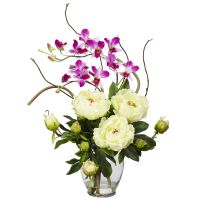 silk flower arrangements | roll over product image to zoom ...