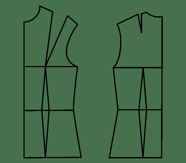 yo elijo coser: Cómo interpretar y dibujar un patrón chino