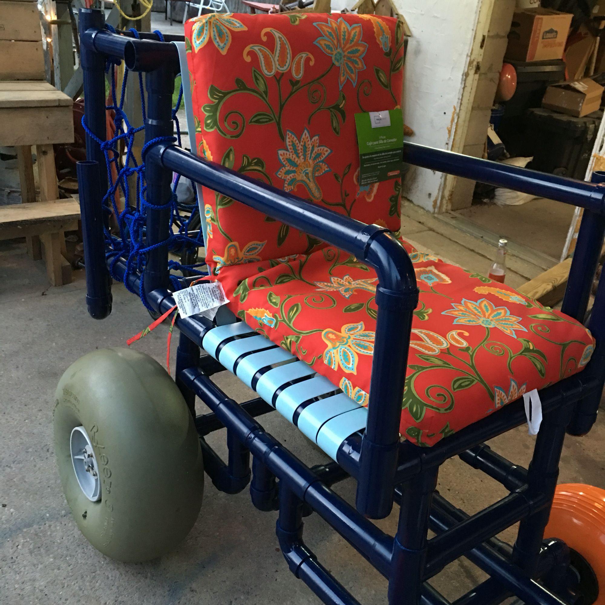 wheelchair equipment tall patio chairs diy beach stuff pinterest