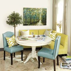 Kitchen Banquette Ideas Rta Cabinets Dining Rooms Small Corner Banquettes And Cozy
