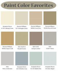 HGTV Color Palette HGTV Popular Paint Colors | remodel ...