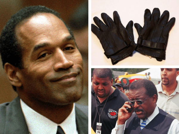 Breakdown of the OJ Simpson case