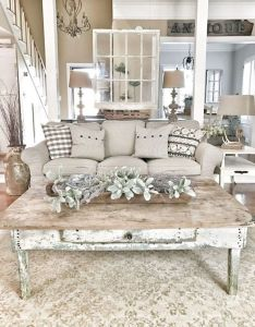 rustic farmhouse living room decor ideas rooms and also rh pinterest