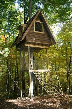 Kids Tree House Designs And Photos Google Search Garden