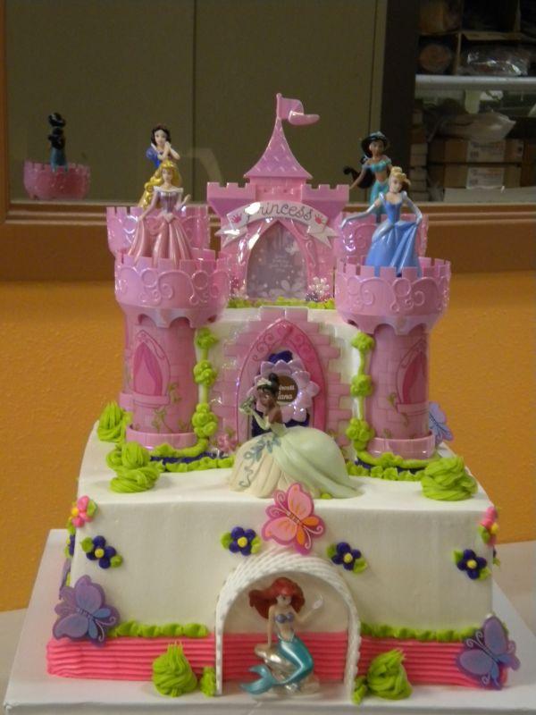 Kroger Princess Birthday Cakes Birthdaycakes