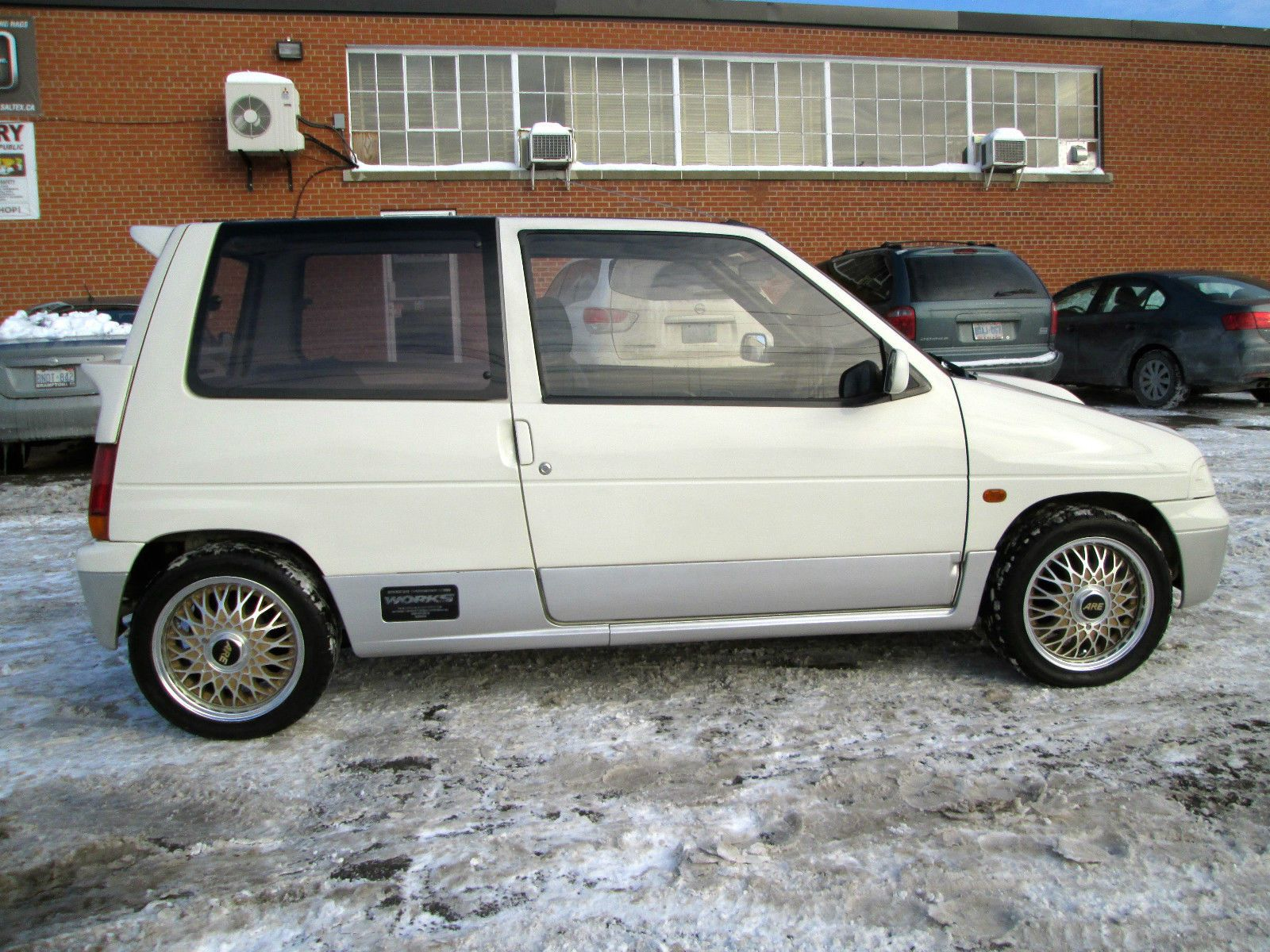 1988 Suzuki Swift Turbo