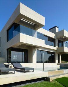 Architecture design also cool foto villa exterior stylendesigns rh pinterest