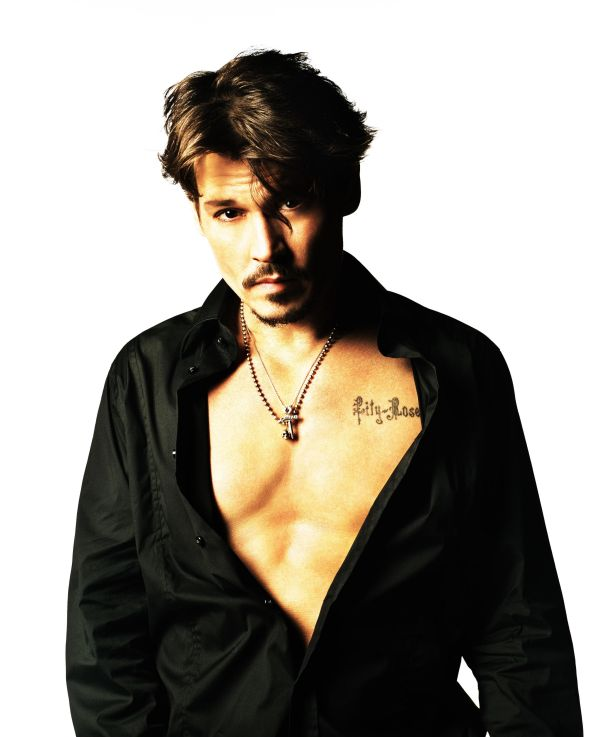 Johnny Depp 3 '
