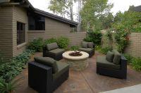 Backyard Landscape Design | Charming Courtyard Landscaping ...