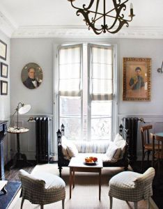 exquisite parisian chic interior design ideas also rh pinterest