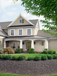 28 Inviting Home Exterior Color Ideas | Paint color ...