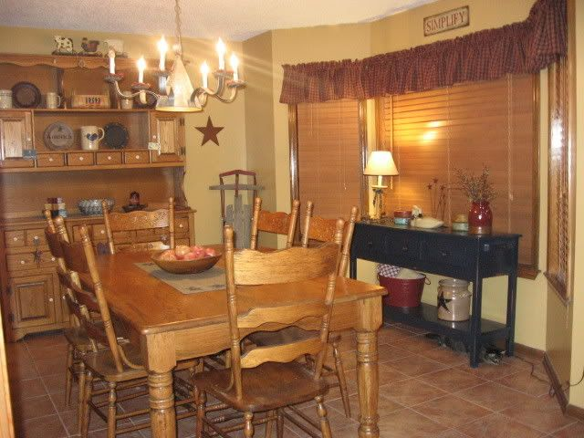 Photos Of Primitive Living Rooms Country Girl At Home Our