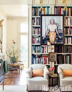 classic library design ideas also house beautiful november and rh pinterest