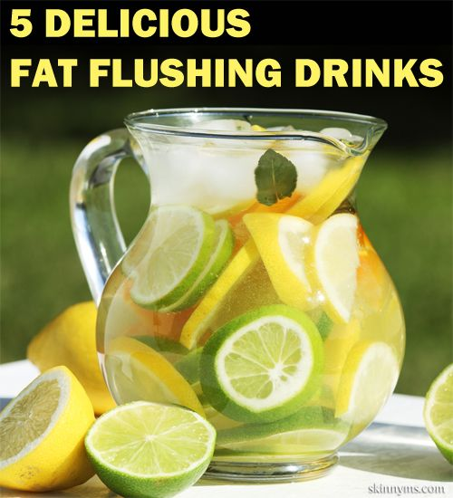 pinterest fat flush diet body cleanse drink and weight loss drinks