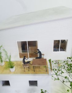 House  kanagawa architectural models also pinterest and rh