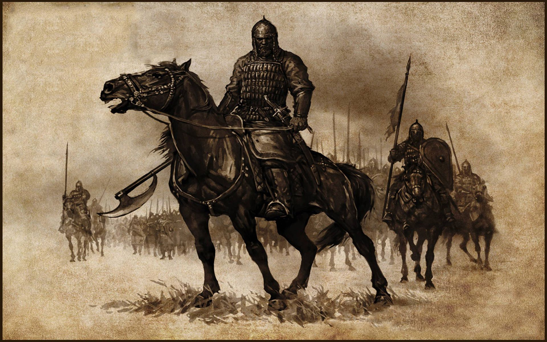 Knight In Shining Armor Silhouette