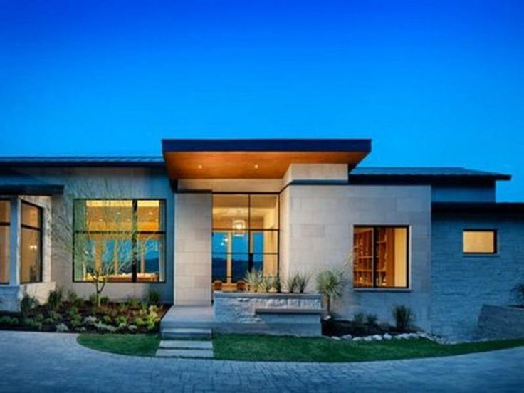 contemporary house plans on pinterest  house plans floor plans single story modern home design