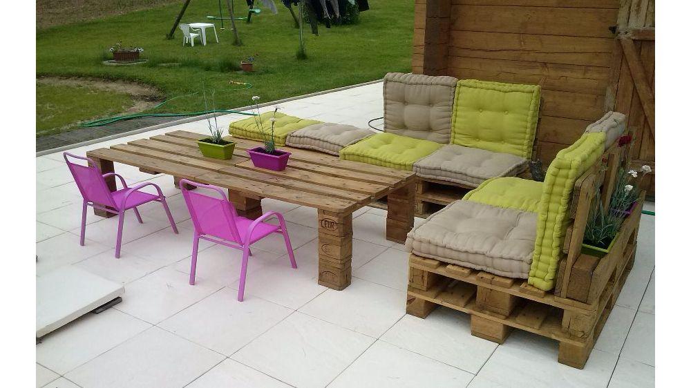 Best Salon De Jardin Bois But Gallery - Amazing House Design ...