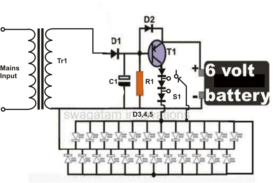 wiring a simple lighting circuit sparkyfactscouk