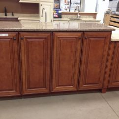 Shenandoah Kitchen Cabinets Small Ideas On A Budget My New Mckinley Maple In