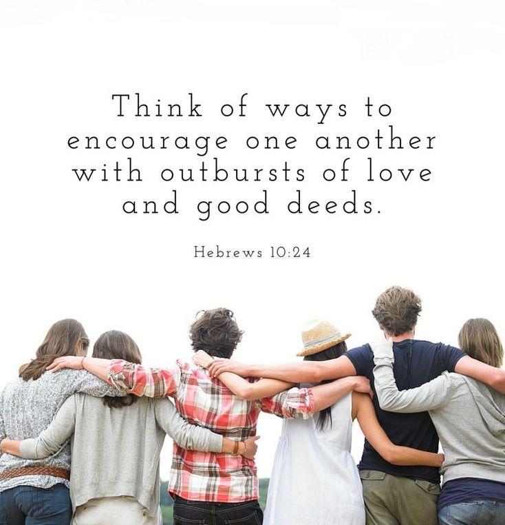 Image result for hebrews 10: 24 -25