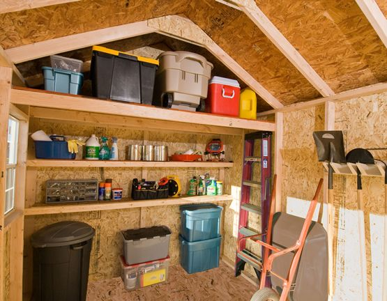 Shed Organization The Dos And Don'ts Of Shed Organization Shed