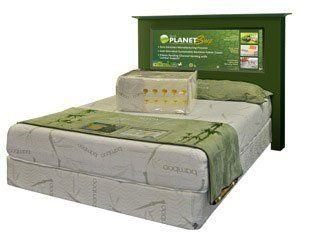 10 King Size Eco Friendly Memory Foam Mattress Planet Sleep By Boyd Specialty