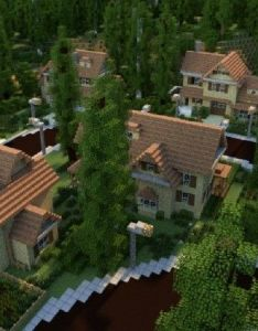 Greenville idyllic village for download map schematics minecraft building ideas blueprints also buildings and rh pinterest