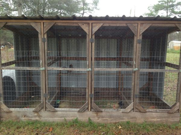 Farms Gamefowl Fly Pens - Year of Clean Water