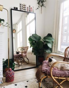 miroirs xl  adopter   urgence moody  home blog eclectic decor room and bedrooms also rh pinterest