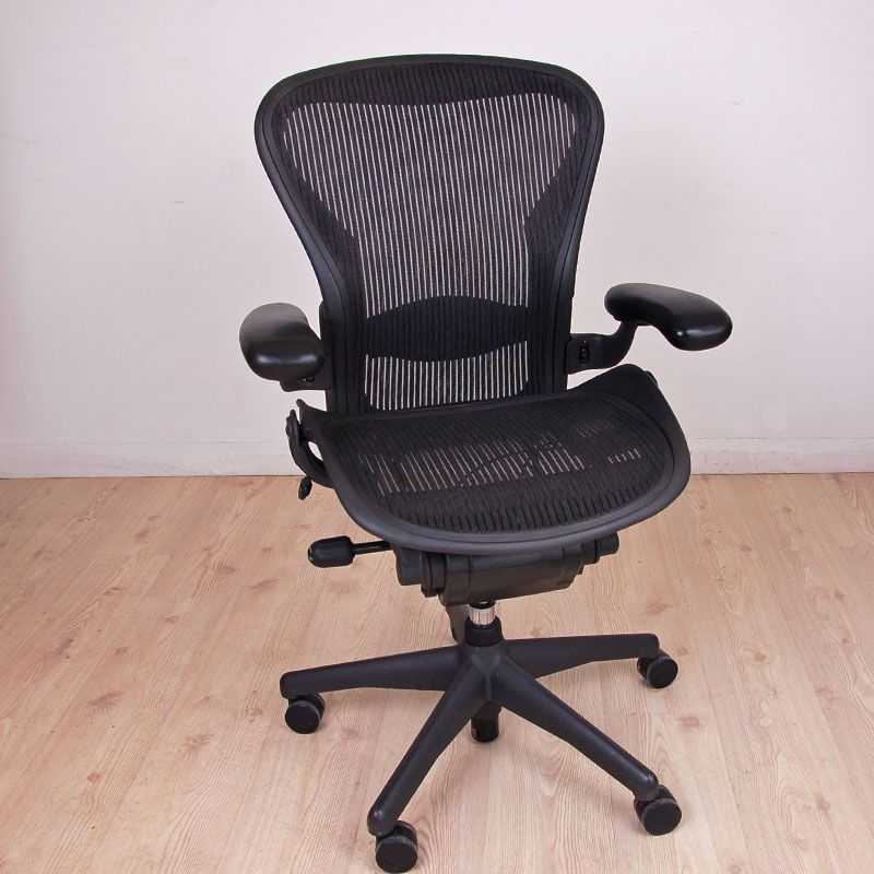 herman miller used office chairs pride mobility lift chair and second hand aerons explore furniture more
