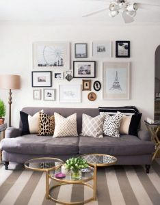 interior design  crules   you should totally break also wall galleries rh pinterest