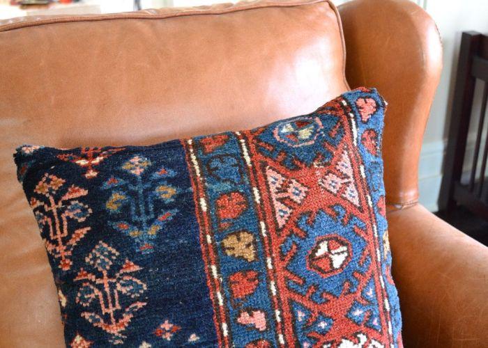 Kilim pillow persian rug oriental carpet cushion large square pillows also