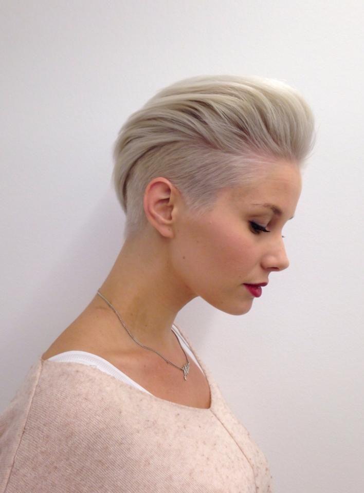 Coole Undercut Frisuren Für Die Pfiffige Frau! Neue Frisur