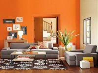 orange living rooms | Living Room Paint Color: Living Room ...