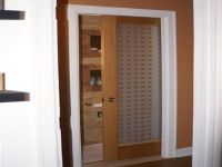 glass pocket door bathroom - Google Search | bathroom ...