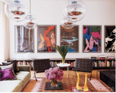 Pop Art Home Decor To Coordinate With Pop Art Gallery Wall & Art