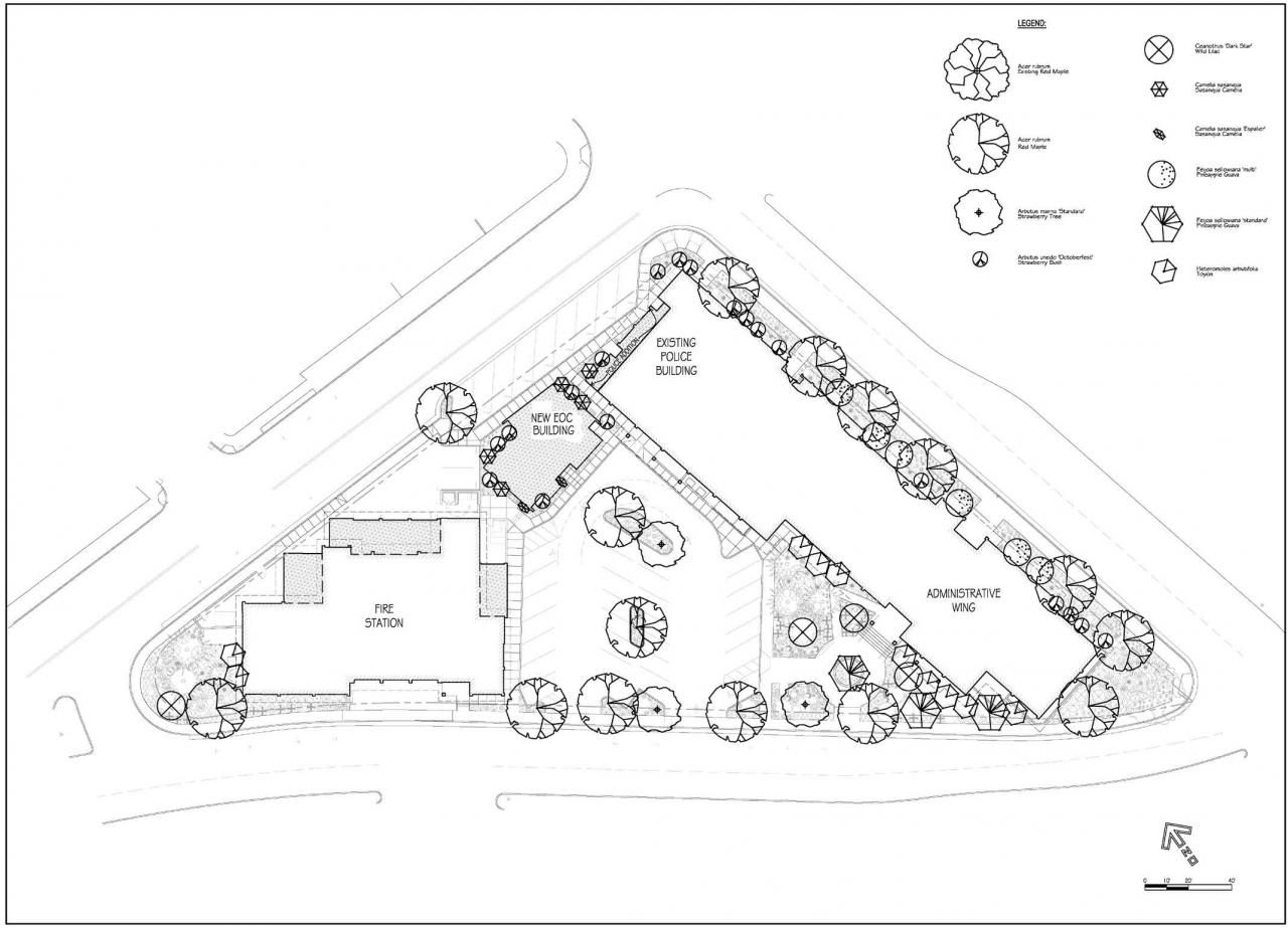 Landscape Architecture Plan Drawings  Landscape Design