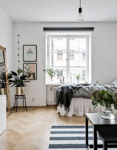 Small apartment doesn   mean you have to downsize your decorating can get creative with the little space if live in  also studio loft blog pinterest rh