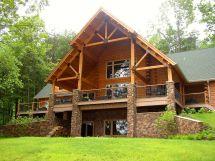 Log Homes Allegiance Northeastern