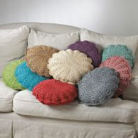 Colorful Crochet Pillows | Crochet Pillows | Pinterest ...