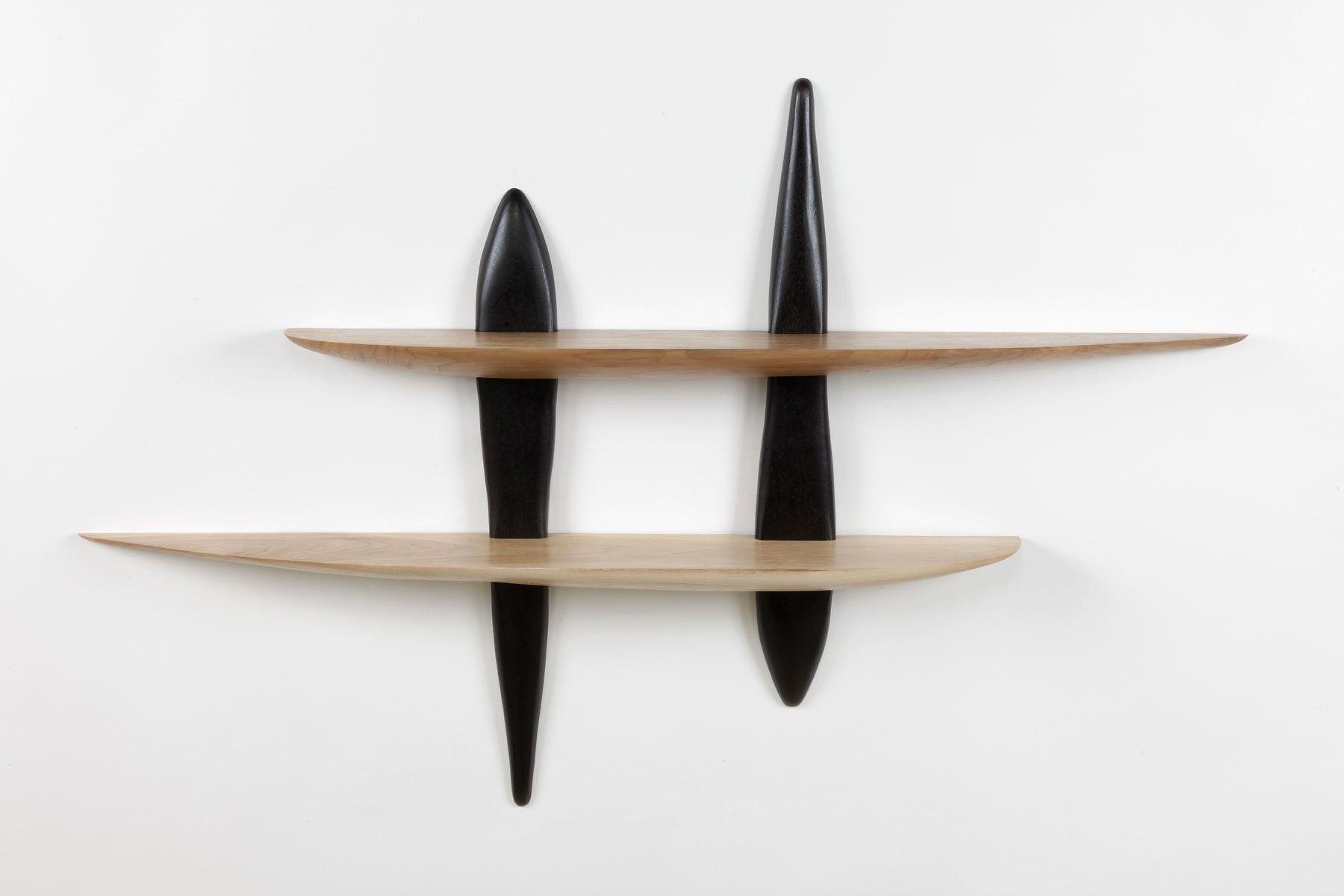 Modern Wall Bookshelf On Furniture Interior Ideas