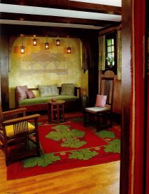 Arts and Crafts Style Interiors