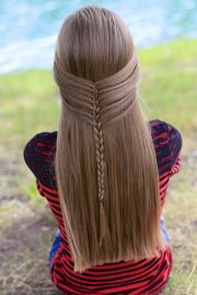 mermaid braid cute girls