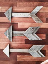 Rustic Home Decor   Rustic Arrow   DIY   Wood Arrow   Wood ...