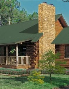 Rose hill log cabin floor plan features  great designated fireplace area in the room which is very open to kitchen bedrooms baths also sq ft rh pinterest