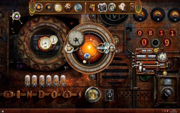 Steampunk Art Wallpaper - Google