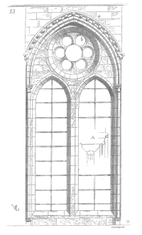 Tracery - Wikipedia, the free encyclopedia | Stained Glass ...